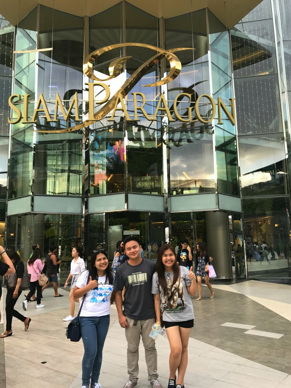 SiamParagon